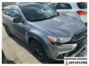 2018 Mitsubishi RVR Anniversary Edition; Only 5657 KMS!