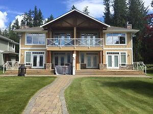 Vacation Rental on the Shuswap - Lakefront / Marine Front