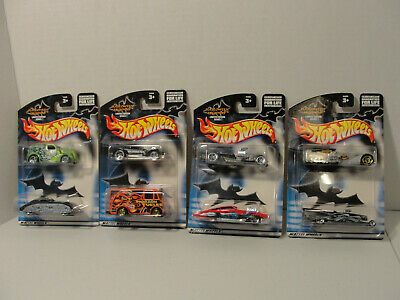 Hot Wheels 2002 Halloween Highway 2 Pack Limited Edition Set of 8 Cars