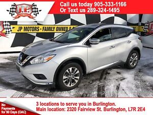 2016 Nissan Murano SV, Automatic, Navi, Panoramic Sunroof, 45,00