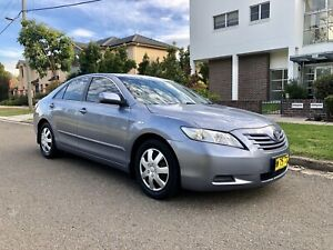 2008 Toyota Camry Altise ACV40R Upgrade 5 Speed Automatic Sedan