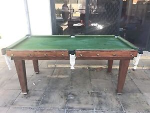 Pool table Tullamarine Hume Area Preview