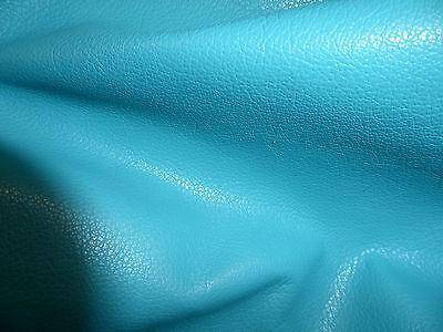 """Кожа, шкуры Leather 12""""x12"""" True Turquoise"""