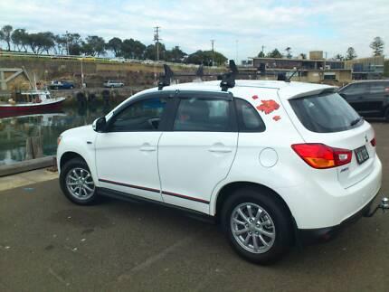 2013 Mitsubishi ASX Wagon Coniston Wollongong Area Preview