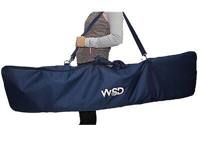 Snowboard bag fully padded snowboard travel bag blue 2019 model New 160cm 5ecc6b3dc6902