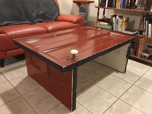 Coffee Table made from door