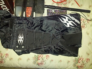 Full paintball set - everything must go togeter