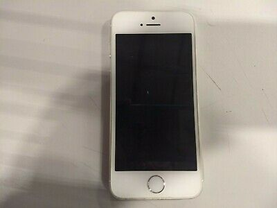 APPLE IPHONE 5S 16GB SILVER *UNLOCKED*