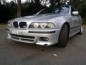 CHEAP!!! 2002 BMW 525i Sedan M-Sport package.. Automatic! Rego! Auburn Auburn Area Preview