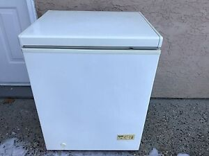 Small freezer chest, works, great condition