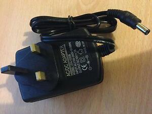 UK DC 10V 2A Switching Power Supply adapter adaptor AC 100-240V 5.5mm x2.1mm