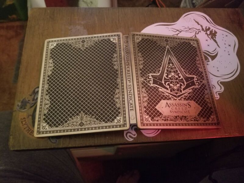assassins creed syndicate ps4 Steelbook Only