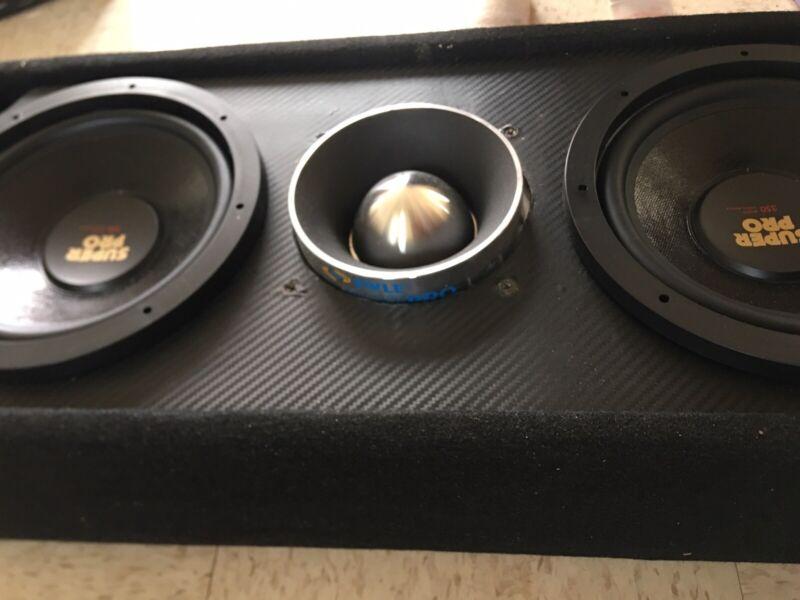 Chuchero Speaker Box 8