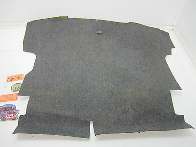 TRUNK CARPET FLOOR MAT 03 04 05 06 07 ION 2DR COUPE SPARE TIRE WHEEL COVER - Car Floor Mat Floorboard