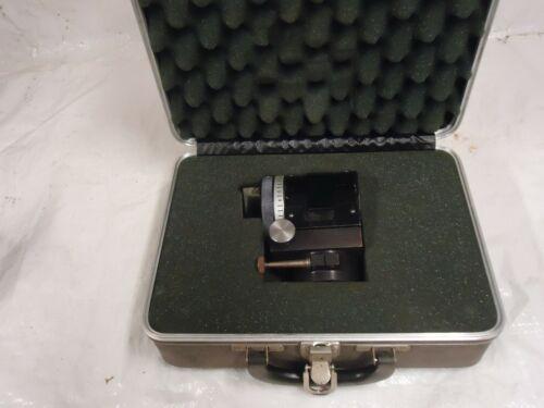 Brunson  K&E   Optical Alignment  alignment Scope  planeizer