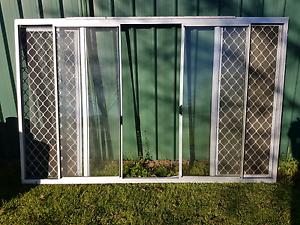 Window      aluminium    security   2041cmx1500cm Tenterfield Tenterfield Area Preview