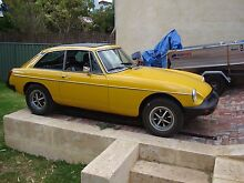 1978 M.G. MGB Coupe Fremantle Fremantle Area Preview