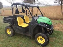 SOLD John Deere Gator RSX 850i  SOLD SOLD Yarrowitch Walcha Area Preview