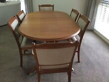Dining Table & 6 Chairs Wongawallan Gold Coast North Preview