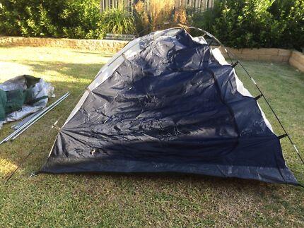 Tent Jackaroo 8ft x 8ft & jackaroo tents | Camping u0026 Hiking | Gumtree Australia Free Local ...