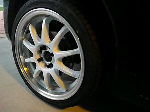 "Japanese Rims for sale 17"" Bertram Kwinana Area Preview"