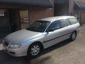 2004 HOLDEN COMMODORE VY WAGON, O418959285 Wangara Wanneroo Area Preview