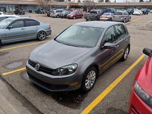 2013 Volkswagen Golf with Michelin xice Tire's