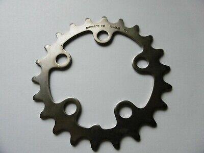 Shimano XT Chainring M700 IG K-22T Mountain Bike Chainring 58BC NOS