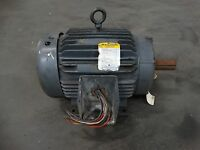 Baldor Motor M2333T 15HP 230/460V 38.4/19.2A 1760RPM 60HZ 3PH FR.254T