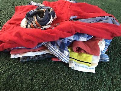 6-9 month boys summer clothes bundle - Ladybird, F&F, TU, Gap, Nutmeg