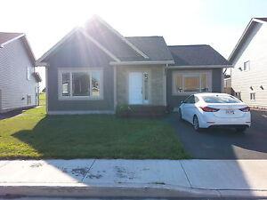 Beautiful single family home