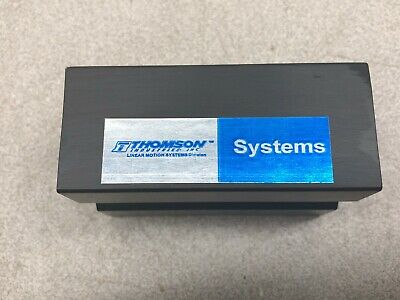 New No Box Thomson Systems Linear Motion Bearing Wc08
