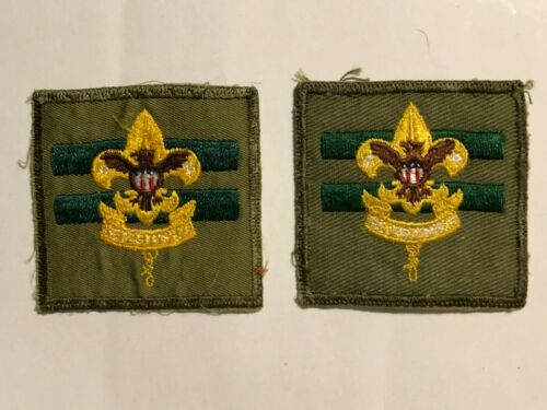 Vintage BSA Boy Scout leadership patch Assistant Senior Patrol Leader