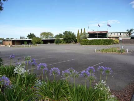 LEASEHOLD BAROSSA MOTOR LODGE MOTEL TANUNDA SA