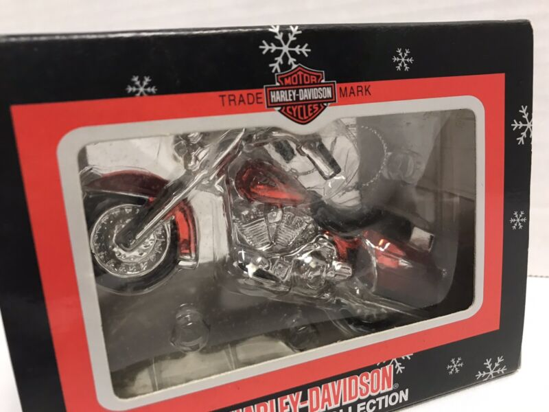 Cavanagh Harley-Davidson Ornament Collection 2001