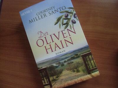 Der Olivenhain - TB Roman - Courtney Miller Santo
