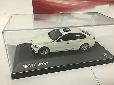 2014 Bmw 3 Series   F30     Alpine White   1 43