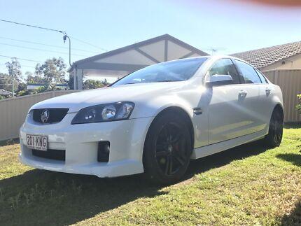 2007 Holden Commodore SV6