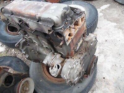 1974 Massey Ferguson 165 Gas Tractor Engine Ran Good At Removal
