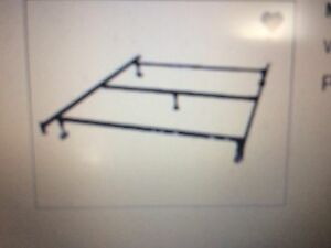 Double bed frame $60