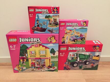 Lego juniors brand new from $10 Burton Salisbury Area Preview