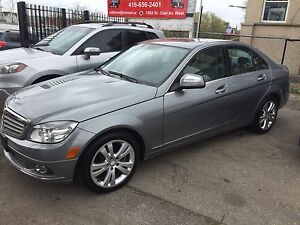 2008 Mercedes C300 4Matic -Accident Free