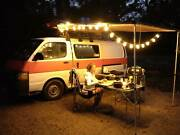Toyota Hiace Campervan with Solar Power Murray Bridge Murray Bridge Area Preview