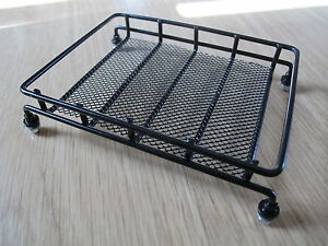 1 10 Rc Roof Mount Luggage Rack For Tamiya Axial Hpi Truck