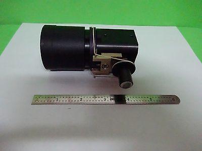 Microscope Polyvar Reichert Leica Illuminator Assembly Optics As Is Binw2-11