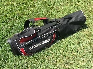 Young Gun junior clubs and bag Parkwood Gold Coast City Preview