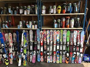 Kids/Junior/ Boy/Girl Skis from 90cm -110cm