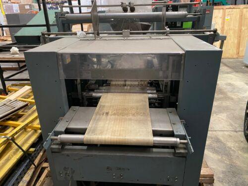Shanklin Shrink Wrap/ Flow Wrapper Machine