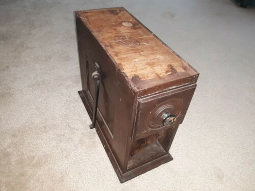 Antique DAVIS sewing machine drawer and Drawer Case ca. 1876