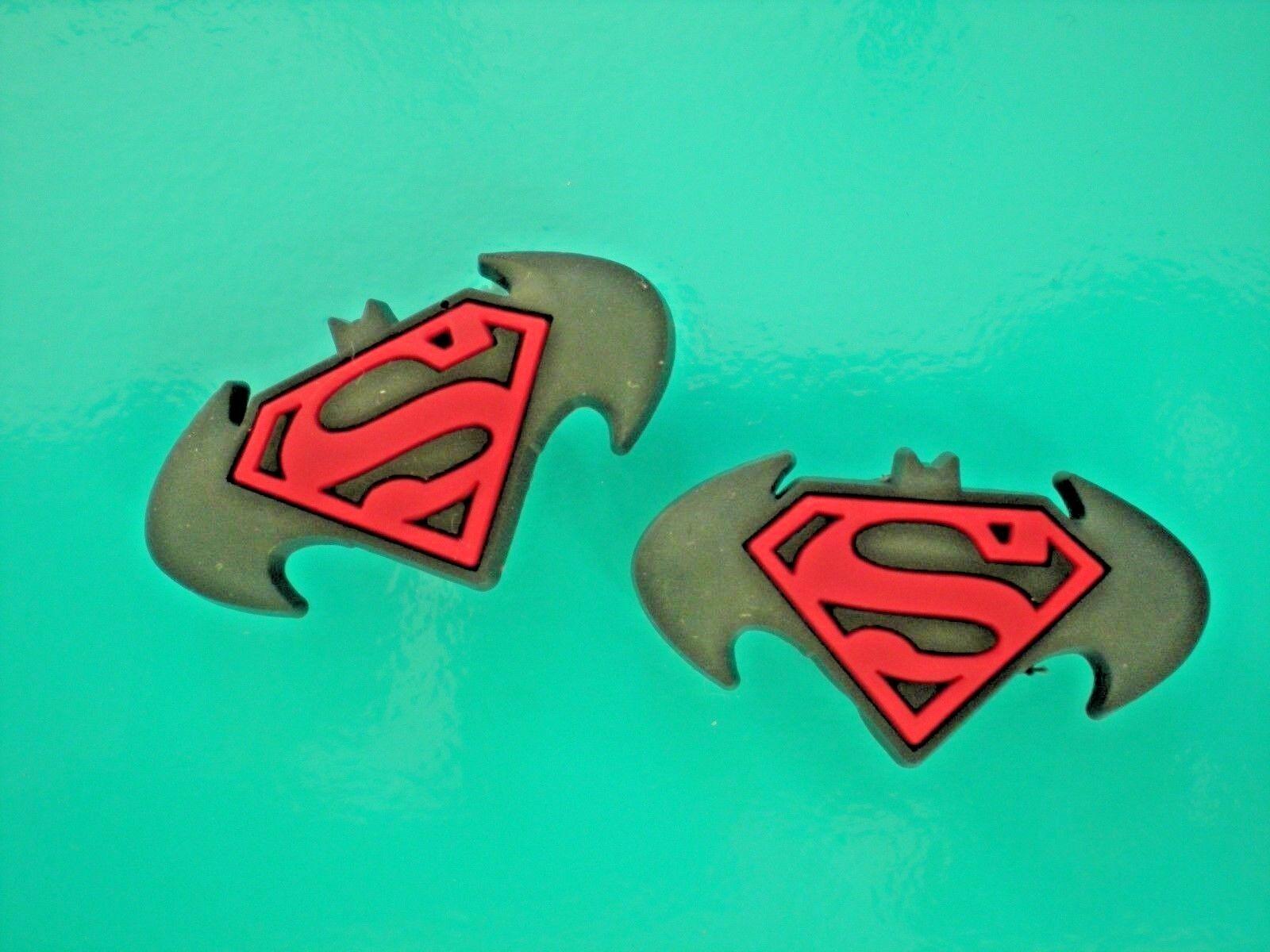 Clog Charm Plug Embellishment Accessories Bracelet Batman Superman